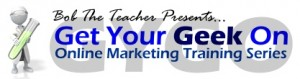 Get Your Geek On Webinar Series